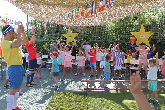 cursos verano multiactividad Colegio San José